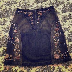 Apostrophe Floral Skirt!🎀